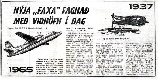 Þjóðviljinn 14. maí 1965.