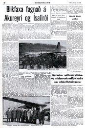 Morgunblaðið 18. maí 1965.