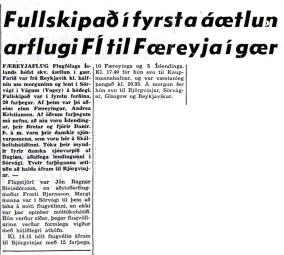 Morgunblaðið 24. júlí 1963.