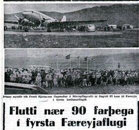 Morgunblaðið 27. júlí 1963.