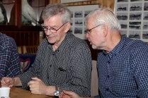 Sævar Gunnarsson og Bjarki Sigurðsson.