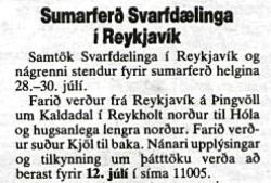 Tíminn 11. júlí 1989