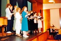 Árshátíð 1984