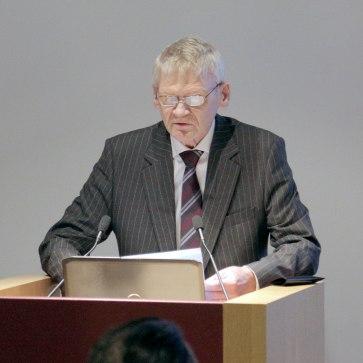 Þór Magnússon fyrrverandi þjóðminjavörður