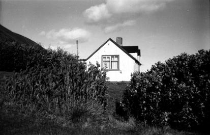 Gamla Snerra árið 19655. Mynd: Þórir Jónsson